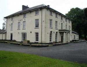 Llanrhumney Hall